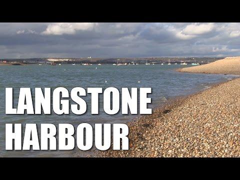 Langstone Harbour Beach Fishing Marks, Hampshire, England, UK