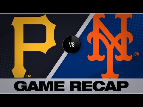 Sports Wrap with Ron Potesta - Mets Take Big Lead, Hold On To Sweep Pirates