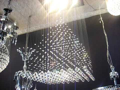 pyramid modern chandelier exclusive to royalty lighting australia