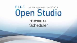 Video: BLUE Open Studio Tutorial #19: Scheduler