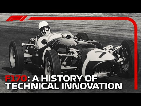 History Of F1's Innovation | F1 70th Anniversary