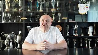 """Смотреть видео Президент СК """"САНКТ-ПЕТЕРБУРГ"""" В.Л.Кулибаба онлайн"""