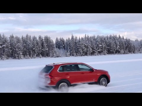 Playing With 2016 VW Volkswagen Tiguan | First Drive Review, Test Drive, Tour and Impressions P1