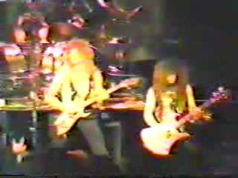 Megadeth- Bad Omen