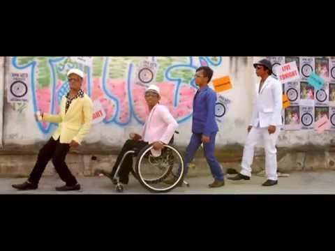 Mark Ronson Uptown Funk ft Bruno Mars (Parody) Epic Arts Cambodia & UNICEF