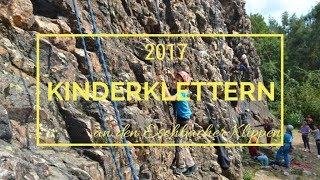 KINDERKLETTERN 2017