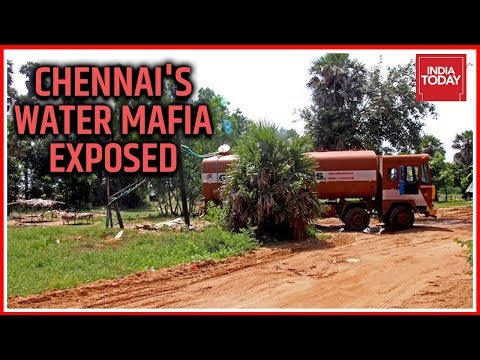 Inside Illegal Water Extraction In Chennai's Kovilambakkam | India Today Exposes Water Mafia