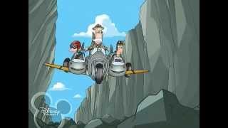 Phineas és Ferb - Ő a hal adó papa [Disney Channel Hungary]