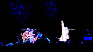 joanna newsom in california can t see my strings live at marlay park dublin 24 07 2011