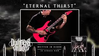 DARKNESS DIVIDED Eternal Thirst Guitar Demonstration Sebastian Elizondo