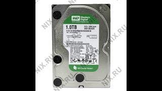 Ремонт и обзор HDD WDC WD10EADX
