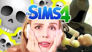 KILLING MY HUSBAND?!!  The Sims 4 Gameplay [My Dream Life]