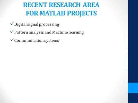 MATLAB PROJECTS FOR CSE STUDENTS