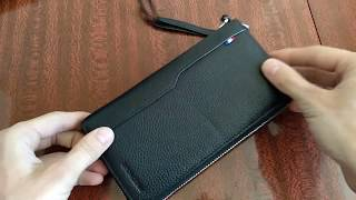 Халявный кошелек от магазина BISON DENIM Official Store