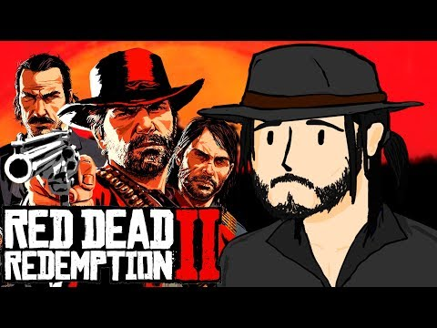PanchoReview - Red Dead Redemption 2: Una obra maestra imperfecta