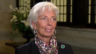 IMF's Christine Lagarde Talks Money Laundering, Turkish Coup Attempt and Brexit