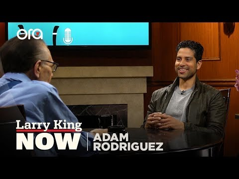 If You Only Knew: Adam Rodriguez