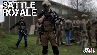 Airsoft Battle Royale | PUBG, Fortnite Style Game