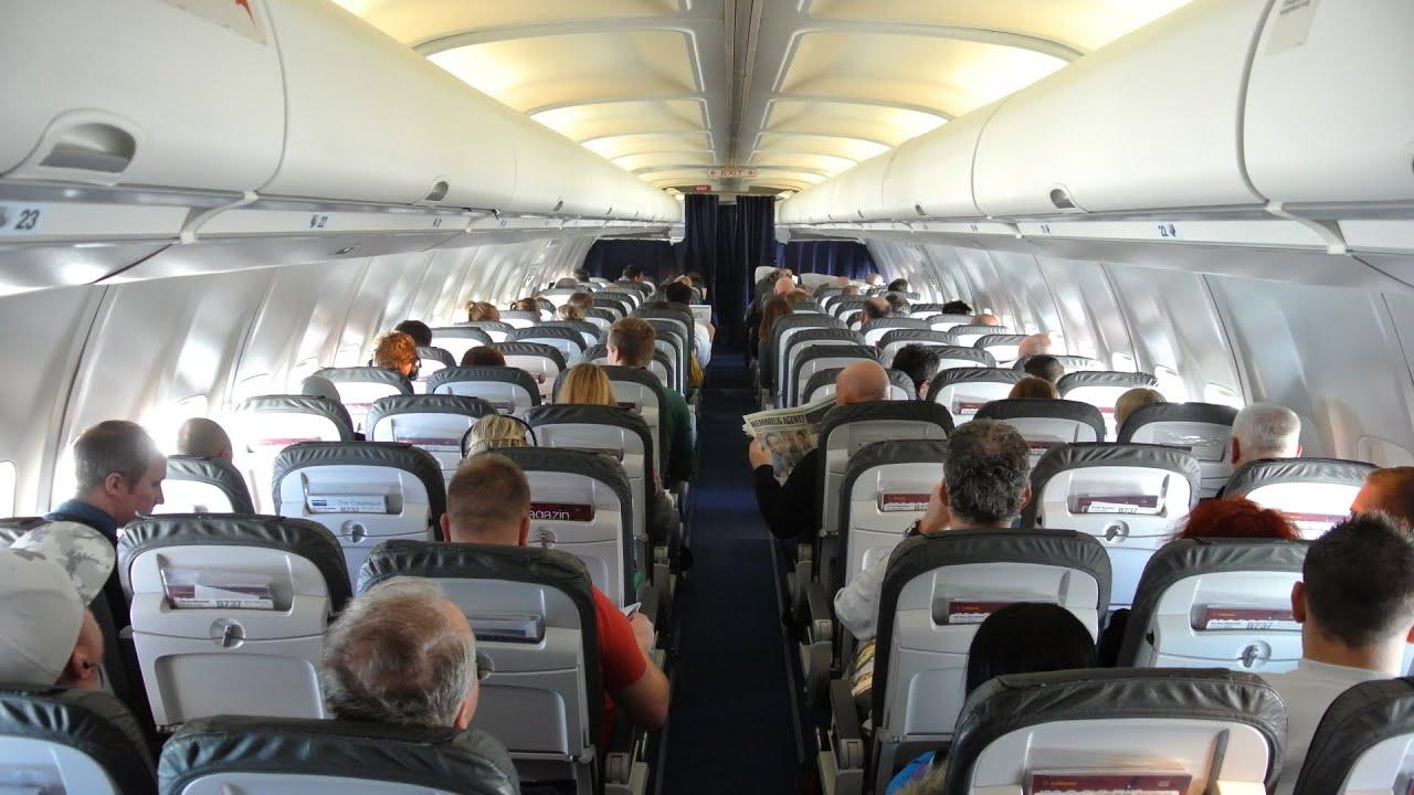 Lufthansa Boeing 737 500 D Abil Copenhagen Frankfurt