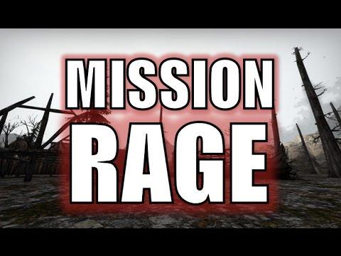 CS:GO MISSION RAGE