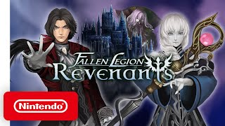 Fallen Legion Revenants - Announcement Trailer - Nintendo Switch