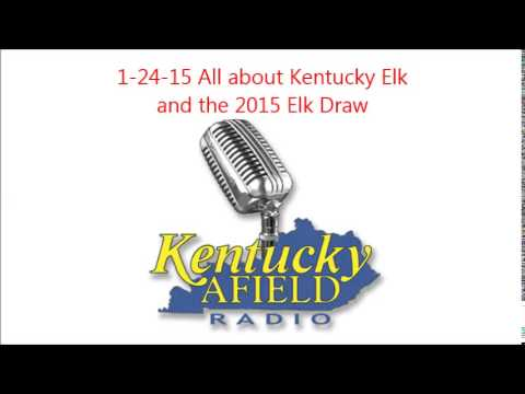 1-24-15 Kentucky Elk Draw 2015