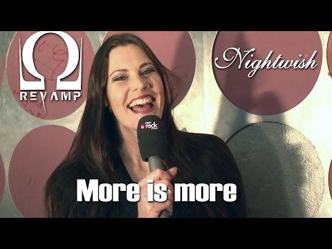 NIGHTWISH / REVAMP - Mehr ist mehr!