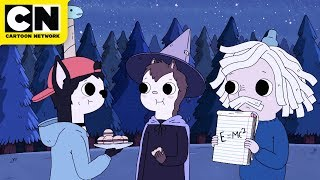 How to Dress for a Costume Party | Summer Camp Island | Cartoon Network
