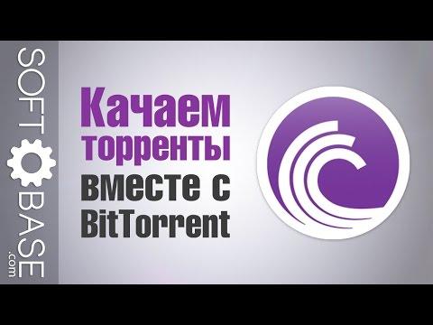 Качаем торренты вместе с BitTorrent