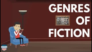 Genres of Fiction - Elementary Educational Video for Students #reading #instruction #genres #reader