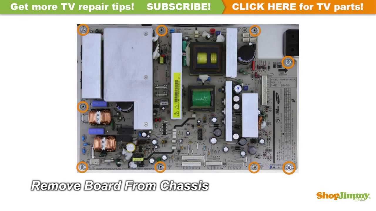 Samsung 50 Plasma Tv Wiring Diagrams - Residential Electrical Symbols •