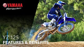 The iconic YZ125 … now reimagined