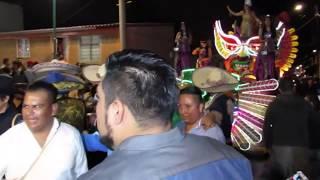 Charros Auténticos. Santa María Aztahuacan 2018