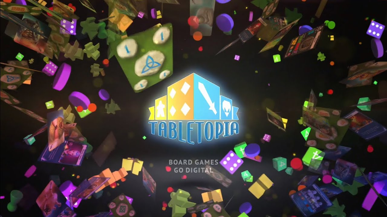 Tabletopia - The digital platform for board games by Tabletopia