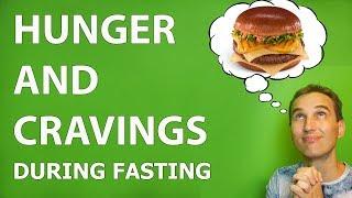 ็๊HUNGER AND CRAVINGS / Water Fasting / Day 4