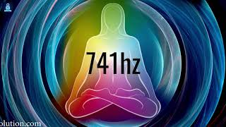741 HZ- CLEANSE INFECTIONS, VIRUS, BACTERIA, FUNGAL- DISSOLV...