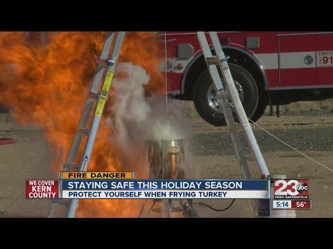 Staying Safe This Holiday Season