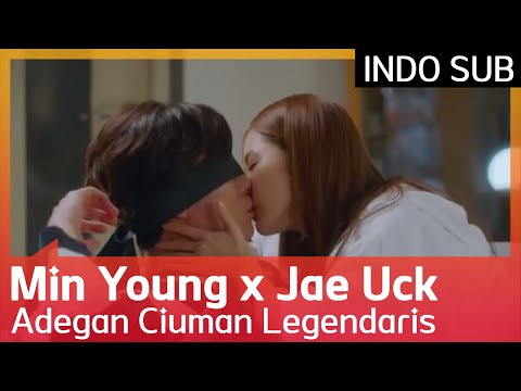 💋💋💋 Adegan Ciuman Legendaris Park Min Young ♥ Kim Jae Uck #HerPrivateLife 🇮🇩 INDO SUB🇮🇩