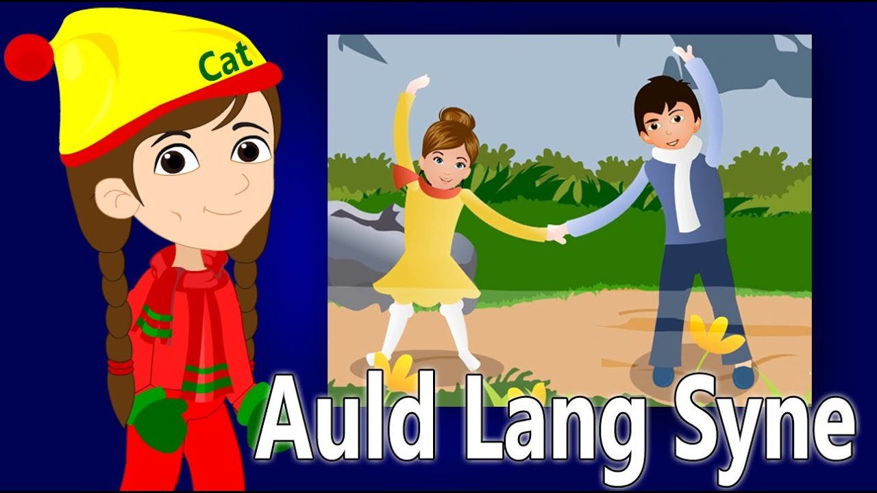 Auld Lang Syne | Christmas Songs For Children | British Kids Songs ...