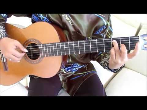 Scorpions When The Smoke Is Going Down Guitar Lesson ( Intro ) - Guitar Lessons for Beginners