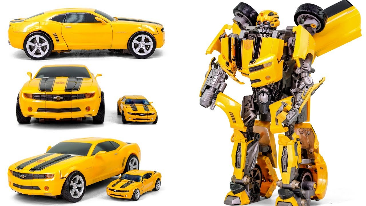 Transformers Movie Big Size Ultimate Bumblebee Camaro Vehicle Car
