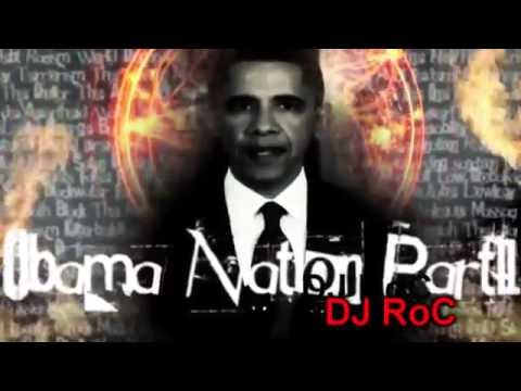Lowkey Obama Nation Part 3 Ft Malcolm X, 2pac, Lupe Fiasco, M1 & Black the Ripper