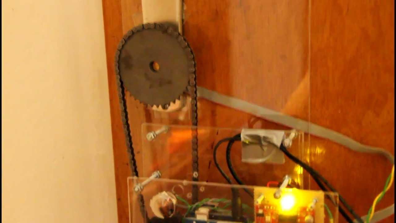 Rfid Arduino Door Lock Opener Youtube