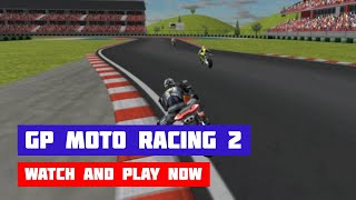 GP Moto Racing 2 · Game · Gameplay