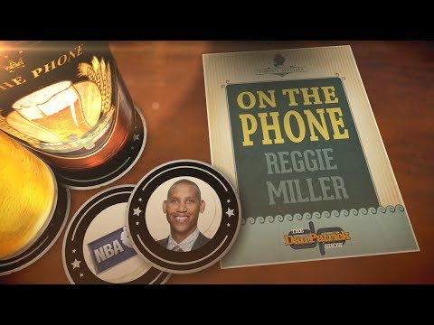 Reggie Miller Talks March Madness, Ty Lue & More w/Dan Patrick | Full Interview | 3/19/18