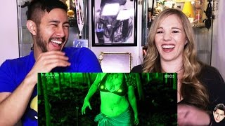 GO GOA GONE trailer reaction review by Jaby & Jess H!