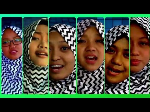 Dyfa Nasyid Number one For Me (Cover)