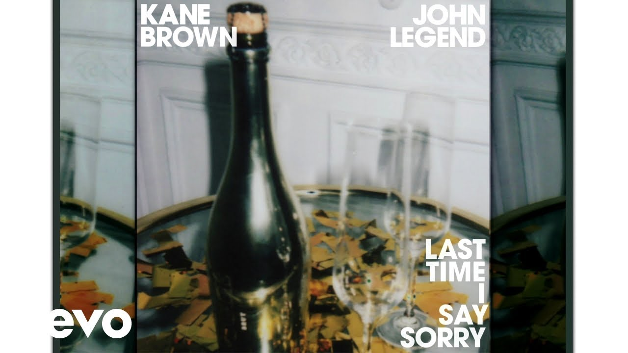 Kane Brown, John Legend - Last Time I Say Sorry (Audio)