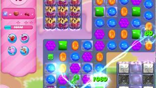 Candy Crush Saga Level 2859 NO BOOSTERS (new version)