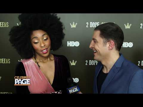 Jessica Williams on Joining Fantastic Beasts